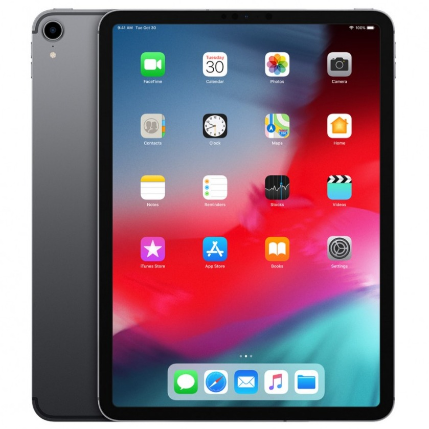 Планшет Apple iPad Pro 11 64Gb Wi-Fi + Cellular Space Gray (Серый космос). Фото N3