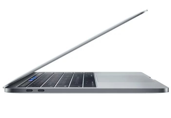 "Ноутбук Apple MacBook Pro 15"" (2019) Z0WW00174   (Core i9 2,4 GHz, 32GB, Radeon Pro 560X, 512Gb) Space Gray РСТ. Фото N2"