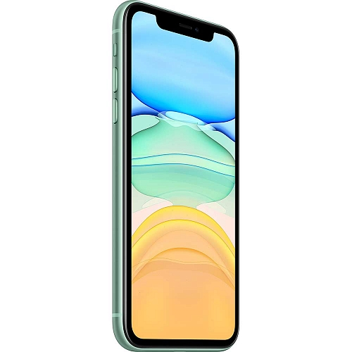 Apple iPhone 11 64GB Green (зеленый). Фото N2