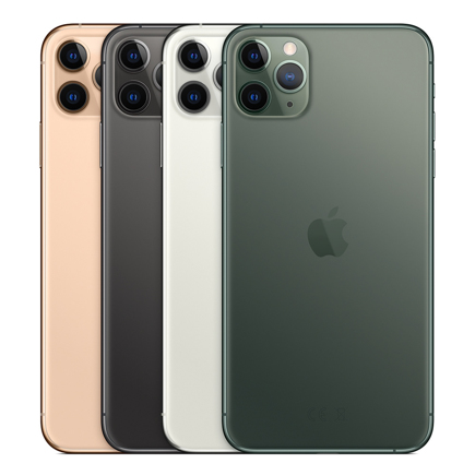 Apple iPhone 11 Pro Max 64GB Midnight Green (темно-зеленый). Фото N3