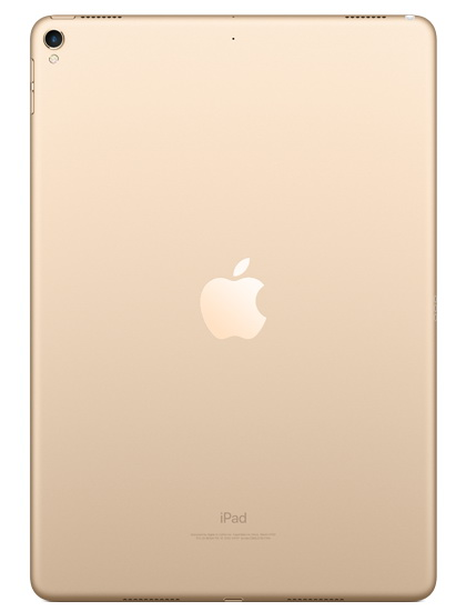 Apple iPad Pro 10.5 256Gb Wi-Fi Gold. Фото N4