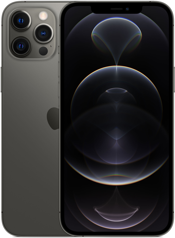 Apple iPhone 12 Pro 512GB Dual SIM Graphite (Графитовый)