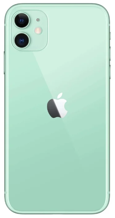 Apple iPhone 11 128GB Green (зеленый). Фото N2