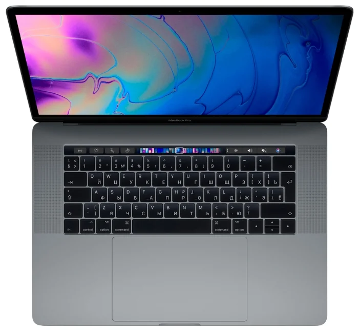 "Ноутбук Apple MacBook Pro 15"" (2019) Z0WW00174   (Core i9 2,4 GHz, 32GB, Radeon Pro 560X, 512Gb) Space Gray РСТ"