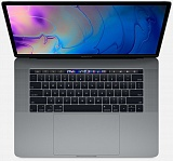 "Apple MacBook Pro 15 with Retina display Mid 2019 MV902 (Intel Core i7 2600 MHz/15.4""/2880x1800/16GB/256GB SSD/AMD Radeon Pro 555X/Wi-Fi/Bluetooth/macOS), Space Gray (Серый космос)"