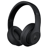 Наушники Beats Studio 3 Wireless Matte Black Bluetooth MQ562 (Черный матовый)